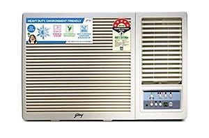 Godrej 1 Ton 5 Star Window AC - White(GWC 12UTC5-WSA, Copper Condenser) price in India.