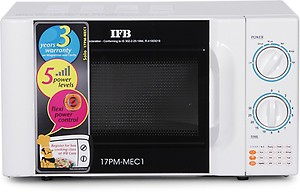 IFB 17 L Solo Microwave Oven(17PMMEC1, White) price in India.