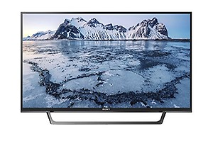 Sony Bravia 80.1 cm (32 inches) Full HD LED Smart TV KLV-32W672G (Black) price in India.