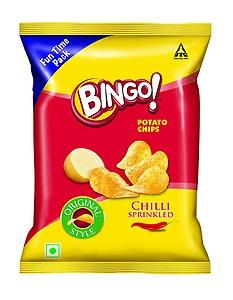 Bingo! Original Style Chilli Sprinkled, 100g