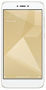 Mi Redmi 4 (Gold, 64GB) price in India.