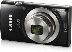Canon IXUS 185 20 MP Point & Shoot Camera (Black) price in India.