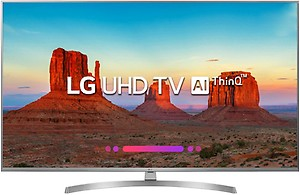 LG 49UK7500PTA 123 cm ( ) Ultra HD (4K) LED Television price in India.