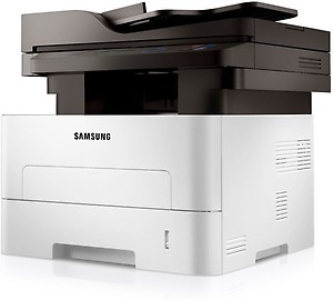 Samsung SL-M2876ND Multi-function Monochrome Printer  (White, Toner Cartridge) price in India.