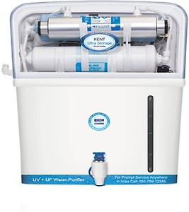 KENT ULTRA STORAGE 8 L UV + UF Water Purifier(Blue) price in India.