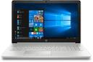 HP 15 Core i5 8th Gen - (8 GB/1 TB HDD/Windows 10) 15-da1041tu Laptop(15.6 inch, Silver, With MS Office) price in India.
