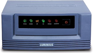 Luminous Eco Volt + 850 Sine Wave Inverter for Home, Office and Shops (Blue) price in India.