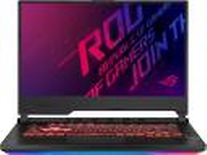 Asus ROG Strix G Core i7 9th Gen - (16 GB/512 GB SSD/Windows 10 Home/4 GB Graphics/NVIDIA GeForce GTX 1650/120 Hz) G531GT-AL018T Gaming Laptop  (15.6 inch, Black, 2.4 kg) price in India.