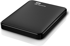 Western Digital WD Elements USB 3.0 1TB Portable External Hard Drive Compatible with PC, Mac, PS4 and Xbox - (WDBHHG0010BBK-EESN) price in India.