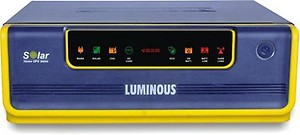 Luminous Eco Watt + 850 LUMINOUS Pure Sine Wave Inverter price in India.