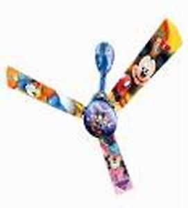 Bajaj Disney 1200 mm Mickey Mouse & Friends 1200 mm 3 Blade Ceiling Fan(Multicolor, Pack of 1) price in India.