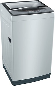 Bosch 6.5 Kg Fully-Automatic Top Loading Washing Machine (WOE654Y0IN grey) price in India.