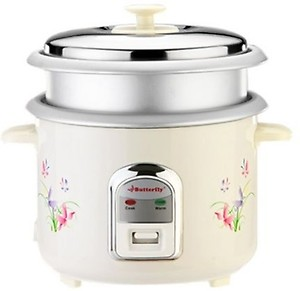 Butterfly Cylindrical Electric Rice Cooker(2.8 L) price in India.