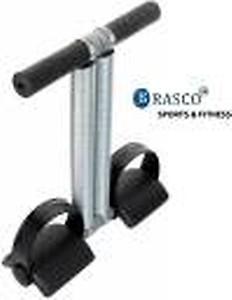 RASCO HEAVY PURE DOUBLE STEEL SPRING TUMMY TRIMMER FOR WOMEN & MEN Ab Exerciser(Black)
