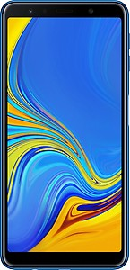 Samsung Galaxy A7 (Black, 6GB RAM and 128GB Storage) price in India.