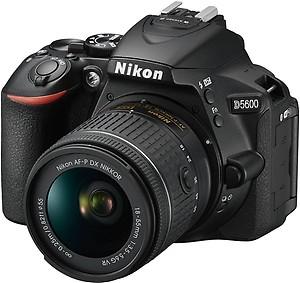 Nikon D5600 (18-55 70-300) price in India.