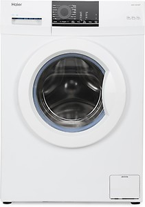 Haier 6 kg Fully Automatic Front Load with In-built Heater White(HW60-10829NZP) price in India.