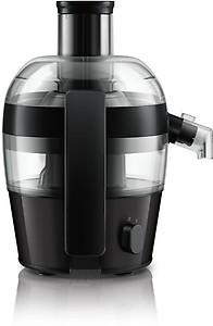 Philips HR1832/00 500 W Juicer(Ink Black, 1 Jar) price in India.
