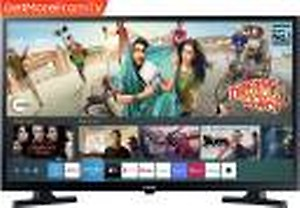Samsung 80 cm (32 inch) HD Ready LED Smart TV 2020 Edition(UA32T4340AKXXL) price in India.