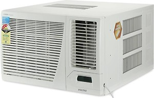 Voltas 1.5 Ton 3 Star Window AC - White  (WAC 183 DZA, Copper Condenser) price in India.