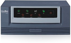 LUMINOUS Eco Watt 650 Square Wave Inverter price in India.