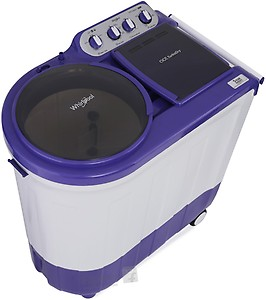 Whirlpool 8.5 Kg Semi Automatic Top Load Washing machine - ACE 8.5 TURBODRY , Coral purple price in India.