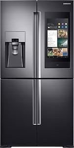 Samsung 810 L Frost Free Side-by-Side Refrigerator(RF28N9780SG/TL, Black, Inverter Compressor) price in India.