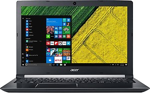 Acer Aspire 5 (Core i5 - 7th Gen / 8 GB / 1 TB / 39.62 cm (15.6 inch) / Linux / 2 GB Graphics) Aspire 5 A515-51G-50UW (NX.GVMSI.005) (Steel Grey, 2.2 kg) price in India.