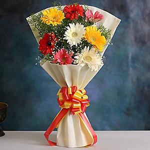 Romantic - 20 Red Roses Bouquet