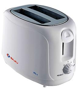 Bajaj ATX4 2 2 slice Pop Up Toaster price in India.