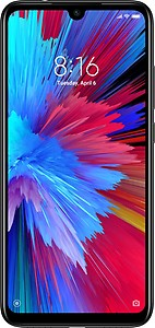 Xiaomi Redmi Note7 (Sapphire Blue, 4GB RAM 64GB) price in India.