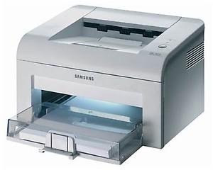 Samsung - ML 2161 Monochrome Laser Printer(Grey, Toner Cartridge) price in India.
