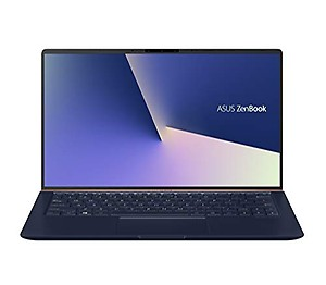 Asus ZenBook 13 Core i5 8th Gen - (8 GB/512 GB SSD/Windows 10 Home) UX333FA-A4118T Thin and Light Laptop(13.3 inch, Royal Blue, 1.19 kg) price in India.