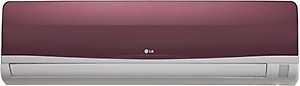 LG 1 Ton 3 Star Split AC - White(LSA3NP3A, Aluminium Condenser) price in India.