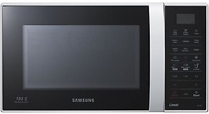 Samsung 21 L Convection Microwave Oven  (CE73JD-B, Full Black) price in India.