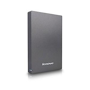 Lenovo F309 USB3.0 1TB External Hard Disk, Grey price in India.