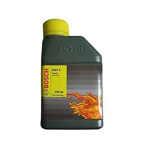 Bosch 020 DOT 4 Car Brake Fluid, 250 ml