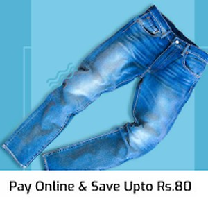 Best selling Jeans minimum 60% off