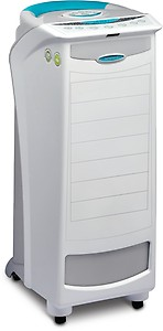 Symphony 9 L Room/Personal Air Cooler(White, Silver i) price in India.