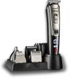 NOVA NG 1153 Digital USB Runtime: 160 Mins Trimmer for Men(Black)