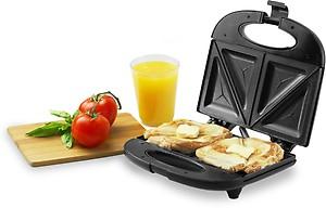 Nova VSM/NSM 2418 750-Watt 2-Slice Sandwich Maker (Black with Silver) price in India.
