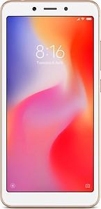 Redmi 6 3GB 32GB Gold price in India.