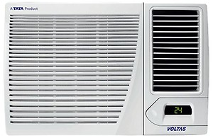 Voltas 1.5 Ton 3 Star Window AC (Copper 183CYA/183 CZP White) price in India.
