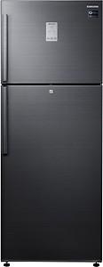 Samsung 478 L Frost Free Double Door 2 Star (2019) Refrigerator(Black Inox/black, RT49K6338BS/TL) price in India.