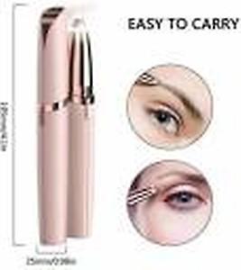 SWARNI CREATION Eyebrow Trimmer Pen Runtime: 120 min Trimmer for Women (Gold) Runtime: 120 min Trimmer for Women(Gold)