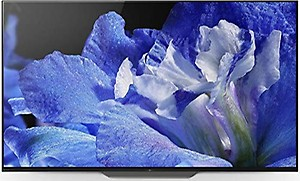 Sony Bravia A8F 138.8cm (55 inch) Ultra HD (4K) OLED Smart Android TV(KD-55A8F) price in India.