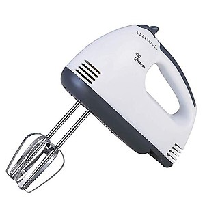 Device Electric Beater Hand Held High Speeds Roasting Appliances Cream Mixer Kitchen Baking Tools