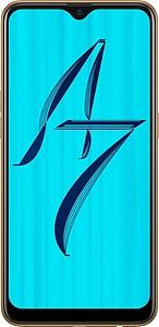 OPPO A7 (Glaring Gold, 4GB RAM, 64GB Storage) price in India.