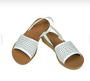 Cortigiani Women's Sandal 6301146 White 36 Cortigiani Women's Sandal 6301146 White 36