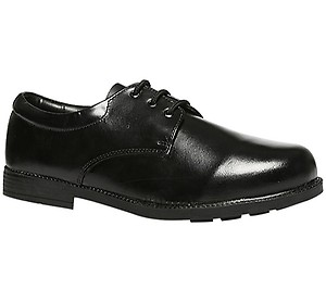 Black School Shoes For Boy